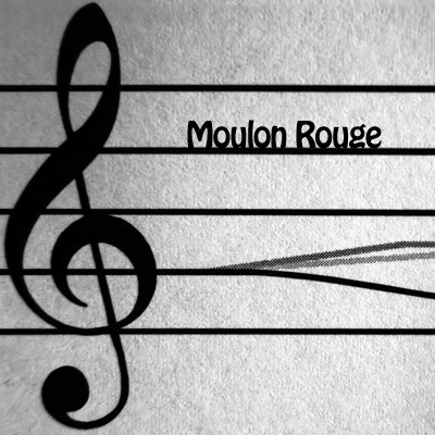 Product picture BACKING TRACKS: Moulin Rouge