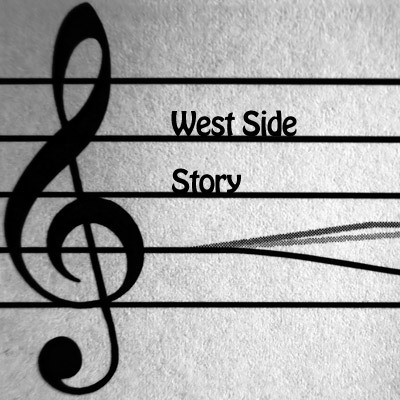 Product picture BACKING TRACKS DOWNLOAD: West Side Story